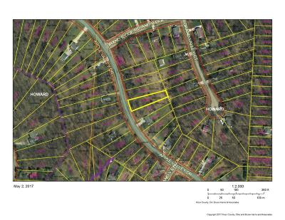 Howard Residential Lots & Land For Sale: Apple Valley Lot 72 Gvv Drive