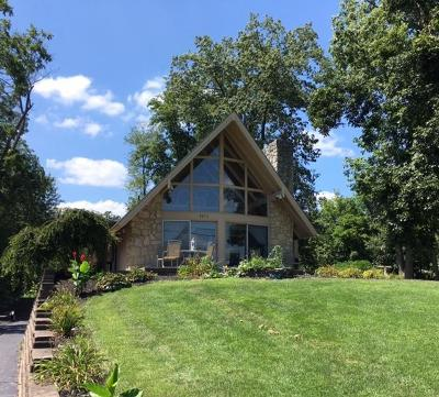 Single Family Home For Sale: 1380 Chickasaw Drive