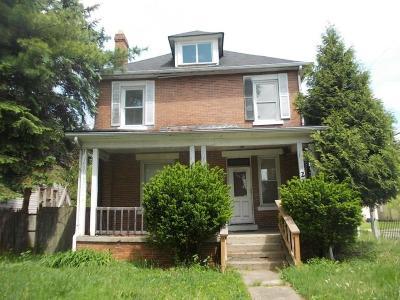Single Family Home For Sale: 222 Dana Avenue