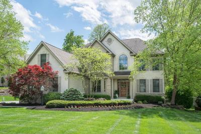 Westerville Single Family Home Contingent Finance And Inspect: 7614 Frasier Road