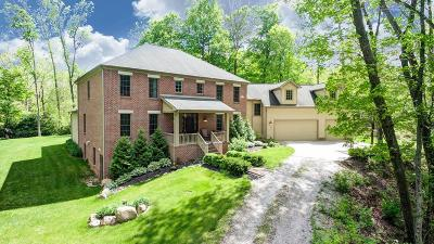 Single Family Home For Sale: 7973 Benson Road NW