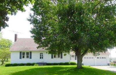Single Family Home For Sale: 3020 Election House Road