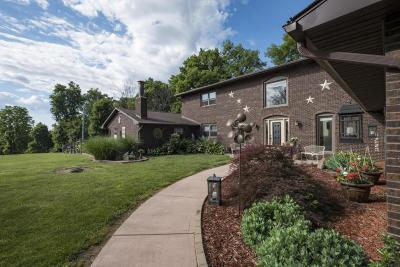Single Family Home For Sale: 2385 Lamb Road NW