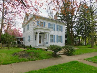 Mount Vernon OH Single Family Home For Sale: $189,900