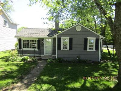 Single Family Home For Sale: 2816 Sandusky Street