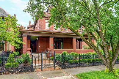 Columbus Single Family Home For Sale: 41 W 3rd Avenue