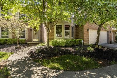 Hilliard Single Family Home Contingent Lien-Holder Release: 4167 Maystar Way