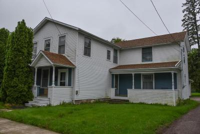 Cardington Single Family Home Contingent Finance And Inspect: 207 E Main Street