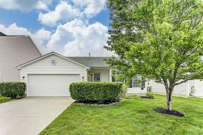 Blacklick OH Single Family Home Closed: $185,900