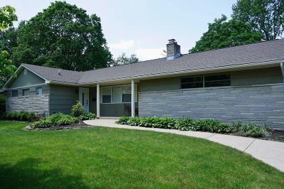 Upper Arlington Single Family Home For Sale: 3879 Chiselhurst Place