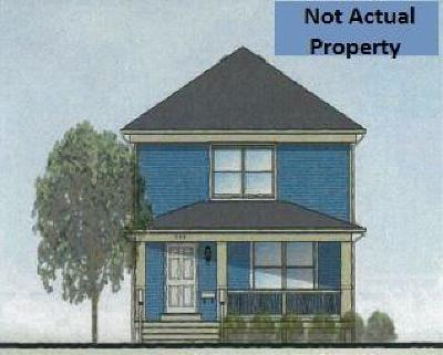 Columbus Single Family Home For Sale: Sampson Avenue #Lot #154
