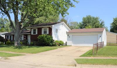 Single Family Home Contingent Finance And Inspect: 3460 Claretta Road