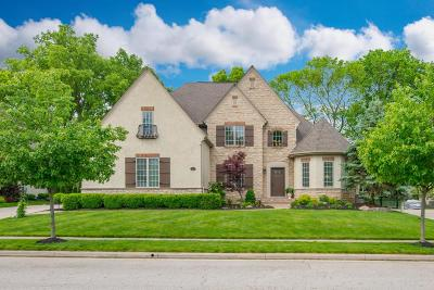 Columbus Single Family Home For Sale: 994 Adin Trail