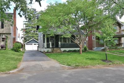 Columbus OH Single Family Home Closed: $166,000