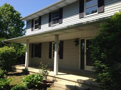 Single Family Home For Sale: 2999 Troy Road