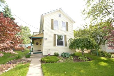 Single Family Home For Sale: 573 Blacklick Street