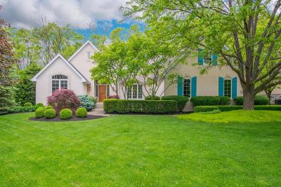 Columbus Single Family Home For Sale: 3927 Tarrington Lane