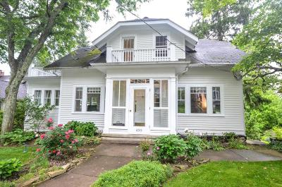 Single Family Home For Sale: 435 W College Street
