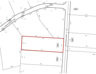 Residential Lots & Land For Sale: 6541 Northridge Road