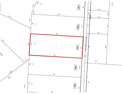 Residential Lots & Land For Sale: 6817 Northridge Road