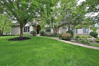 Dublin Single Family Home For Sale: 8899 Tartan Fields Drive