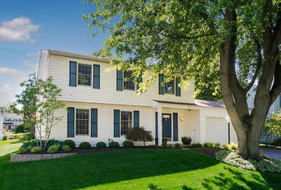 Worthington Single Family Home Contingent Finance And Inspect: 6800 Alloway Street E