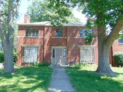 Columbus Multi Family Home For Sale: 1384 W 6th Avenue