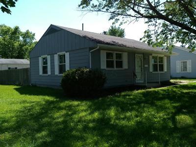 Columbus Single Family Home For Sale: 4667 Louise Avenue