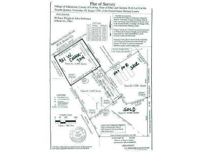 Johnstown Residential Lots & Land For Sale: 921 W Coshocton Street
