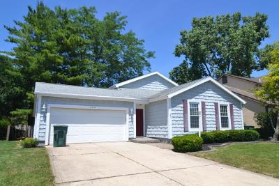 Dublin Single Family Home Contingent Finance And Inspect: 2112 Scottingham Drive
