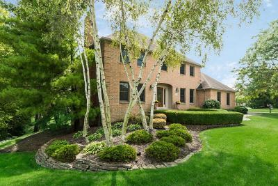 Moors At Muirfield, Muirfield, Muirfield Green, Muirfield Greene, Muirfield Villa, Muirfield Village, Muirfield, Lochslee, Muirfield/Birnam Wood, Muirfield/Weybridge Single Family Home For Sale: 5900 Tarton Circle S