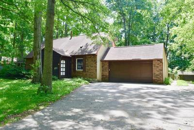 Sunbury Single Family Home Sold: 277 Greenbrier Road