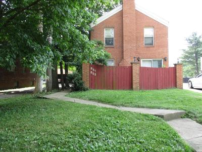 Bexley Multi Family Home For Sale: 851 Sheridan Avenue