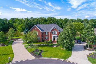 Westerville Single Family Home Contingent Finance And Inspect: 8095 Rookery Way