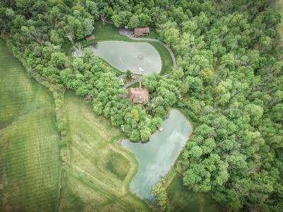 Pataskala Single Family Home For Sale: 5500 York Road SW
