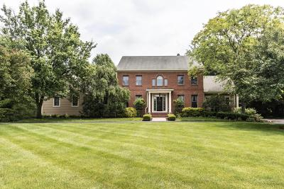 Westerville Single Family Home For Sale: 5740 Clover Lane
