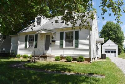 Baltimore Single Family Home Contingent Finance And Inspect: 224 E North Street