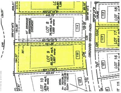 Granville Residential Lots & Land For Sale: 118 Orchard Wood Path