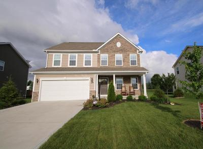 Pickerington Single Family Home Contingent Finance And Inspect: 256 Evergreen Court