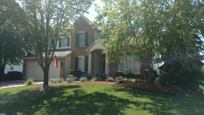 Pickerington Single Family Home For Sale: 12106 Bentwood Farms Drive