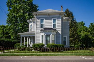Single Family Home Contingent Finance And Inspect: 15 W Main Street