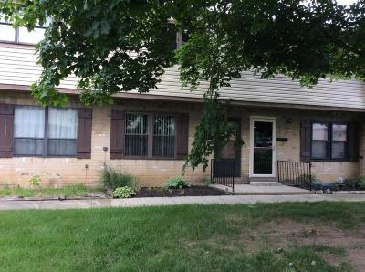 Grove City Condo Contingent Finance And Inspect: 3825 Queen Anne Place #B24
