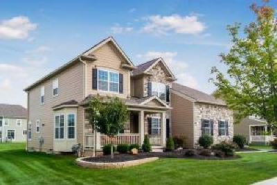 Blacklick Single Family Home For Sale: 1240 Stone Trail Drive
