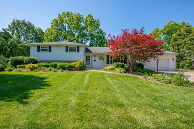 Upper Arlington Single Family Home Contingent Finance And Inspect: 2465 Lytham Road