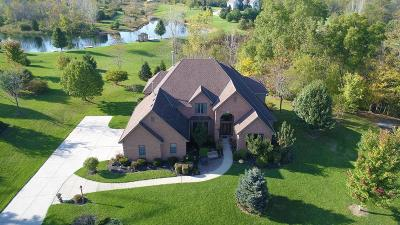 Delaware Single Family Home For Sale: 5616 Olentangy River Road