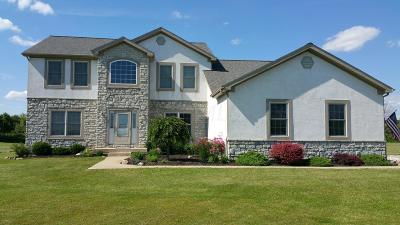 Johnstown Single Family Home Contingent Finance And Inspect: 6478 Sportsman Club Road