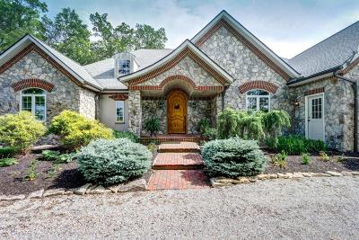 Single Family Home For Sale: 7655 Converse Huff Road