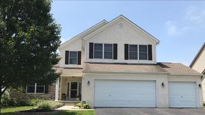 Hilliard Single Family Home For Sale: 3107 Gilridge Drive