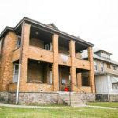 Franklin County, Delaware County, Fairfield County, Hocking County, Licking County, Madison County, Morrow County, Perry County, Pickaway County, Union County Multi Family Home For Sale: 1608 Summit Street
