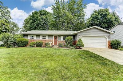 Worthington OH Single Family Home Sold: $277,500